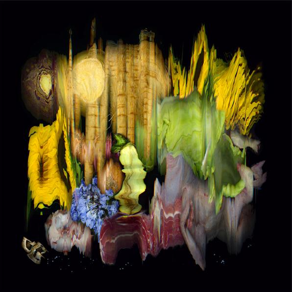 Nature Morte - Aubergine (series #1)